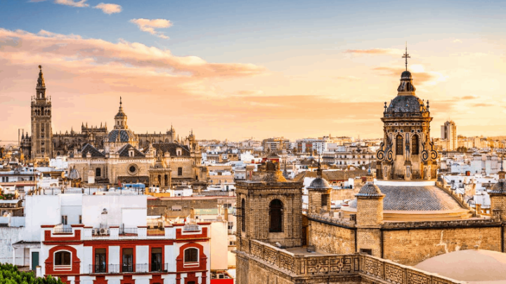 What to do with 2 days in Seville with Kids