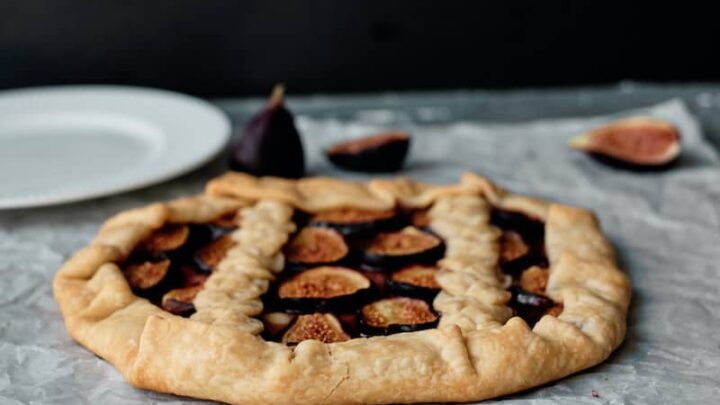 Make this Simple Fig Tart to Wow Your Guests