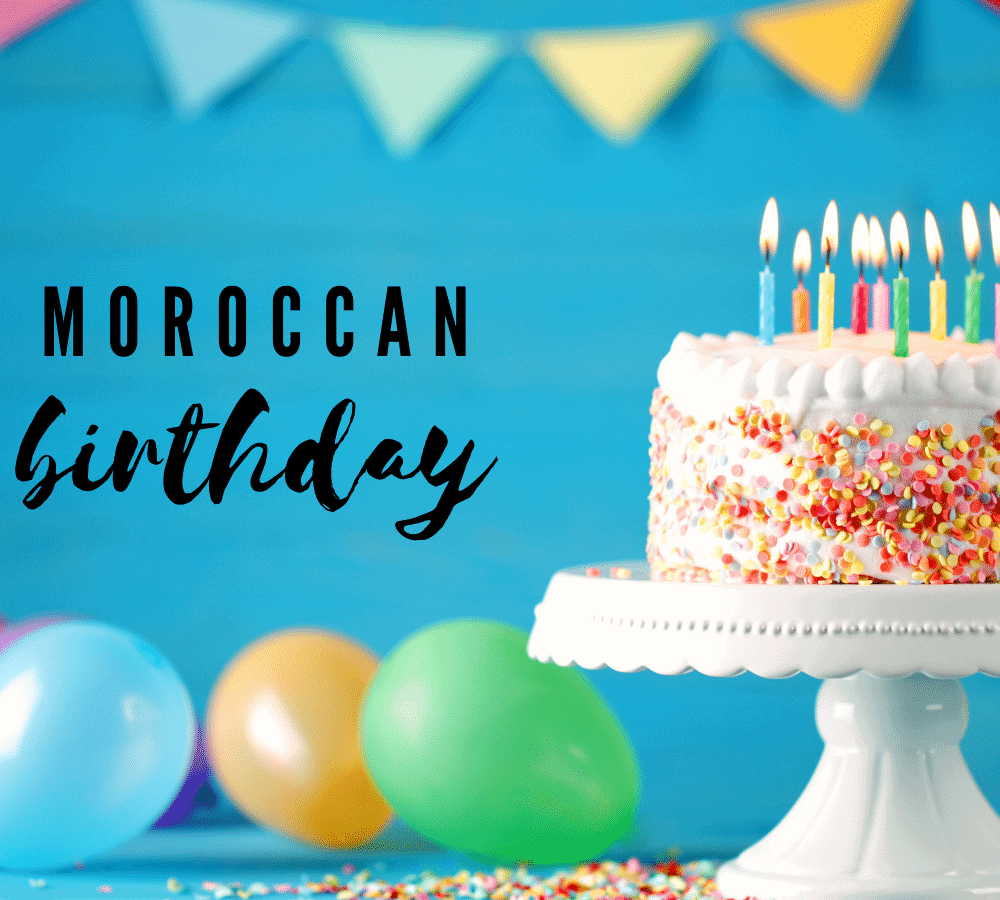 How to Throw an Amazing  Moroccan Theme Birthday Party for Your Kids!
