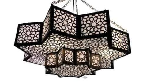 14 Moroccan Ceiling Lights to Light Up Your Home