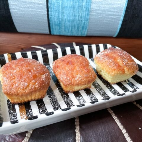 Quince Tea Cakes
