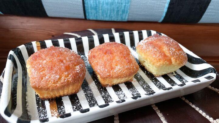 Quince Glazed Tea Cake Recipe
