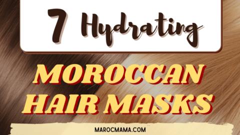 7 Hydrating Moroccan Hair Masks