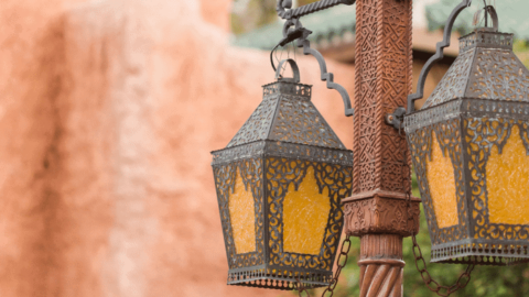 7 Great Moroccan Outdoor Lamps for Your Yard or Patio