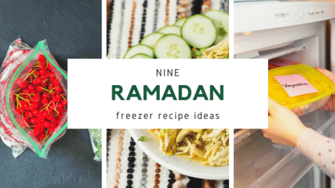 9 Easy Freezer Recipes to Prep for Ramadan