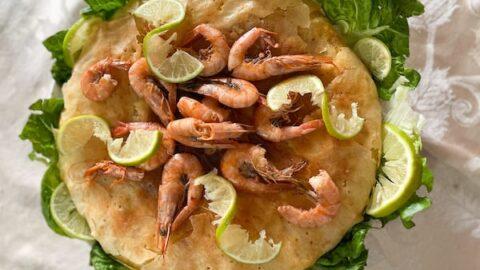 Moroccan Seafood Bastilla Recipe