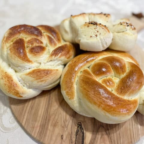 Moroccan Challah Bread