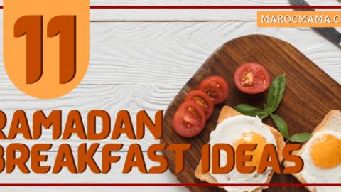 11 Ramadan Breakfast Ideas for Suhoor