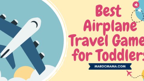 The Best Airplane Travel Games for Toddlers