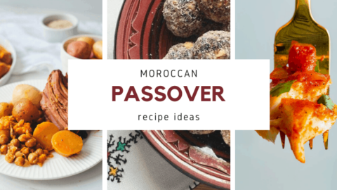 Moroccan Passover Recipes