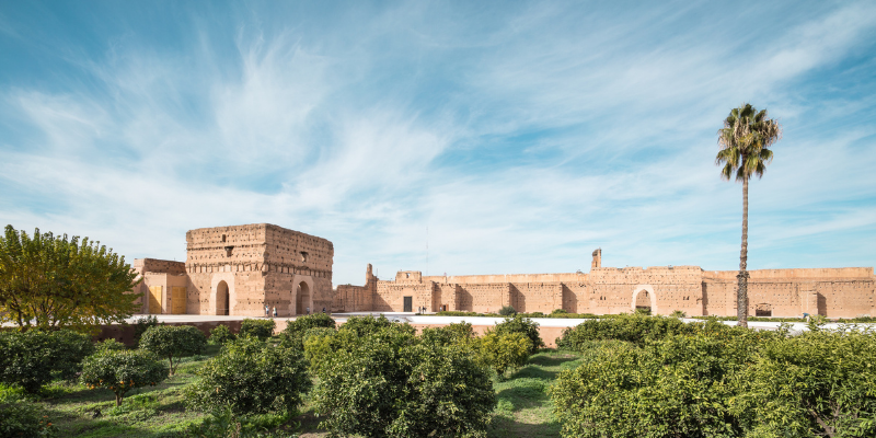 Marrakech Palaces Old and New to See When you Visit