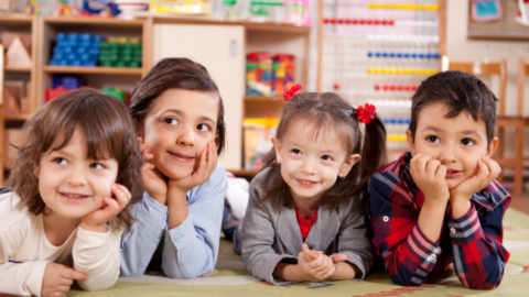 7 Simple Ways of Teaching Foreign Language to Preschoolers