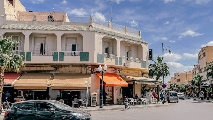A Visit to the Far East: Oujda, Morocco