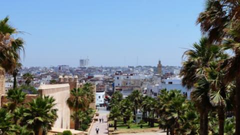 Cheap Hotels in Rabat Under $50 a Night